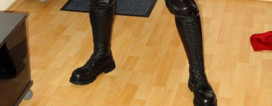 Stoere heren schoenen en laarzen